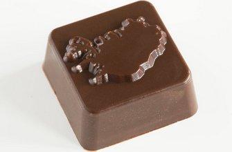 Gjafabréf á konfektnámskeið ásamt konfektformi