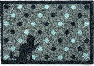 HugRug Mat Cat Spot 1 umhverfisvænar gólfmottur 50 x 75 cm