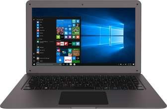 TREKSTOR NoteBook 14,1'' W1 32 GB fartölva með Windows 10