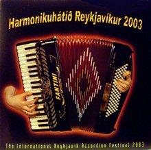 Harmonikuhátíð Reykjavíkur 2003