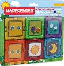 Magformers Basic + spjöld