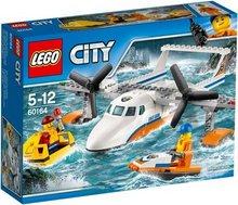 Lego City sjóflugvél