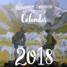 Hugleikur Dagsson and friends - Dagatal 2018
