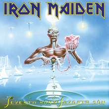Iron Maiden: Sevent son of a seventh