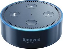 Amazon Echo Dot 2nd Gen - svartur