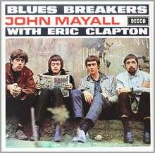 John Mayall og Eric Clapton: Bluesbrakers