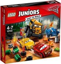 Lego Juniors Cars geggjaða áttan