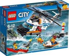 Lego City Björgunarþyrla