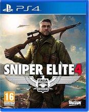 Sniper Elite 4 Standard ED PS4