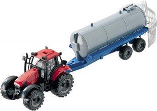 Mondo Motors traktor með tengivagni