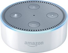 Amazon Echo Dot 2nd Gen - hvítur