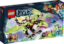Lego Elves Dreki goblin kóngsins