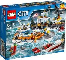 Lego City höfuðstöðvar strandgæslunnar