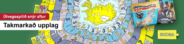 Útvegsspilið - Takmarkað upplag