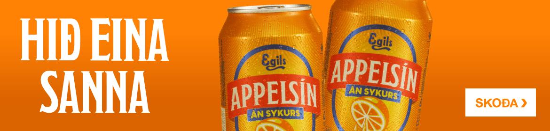 Ölgerðin - appelsín án sykurs