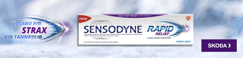 Artasan - Sensodyne