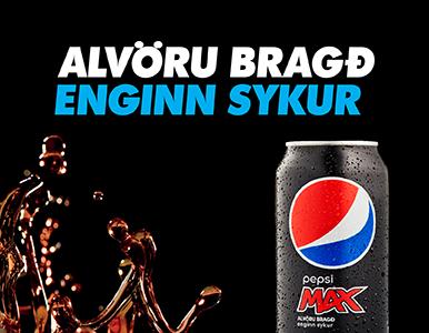 Ölgerðin MiniFPB - Pepsi Max