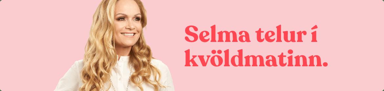 Selma telur í kvöldmatinn - FPB