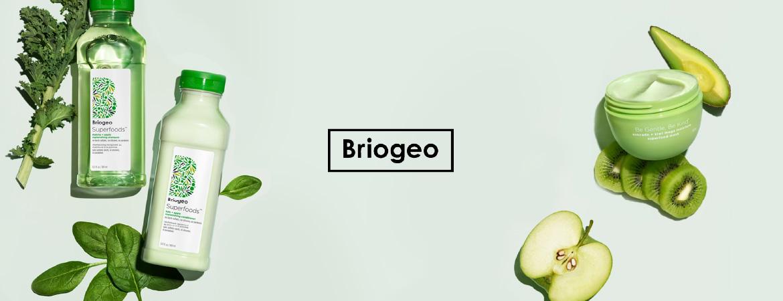 Brandsíða - Briogeo