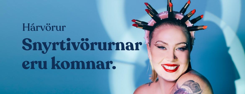 Snyrtivörur Erna - Hár - Hárolíur og serum