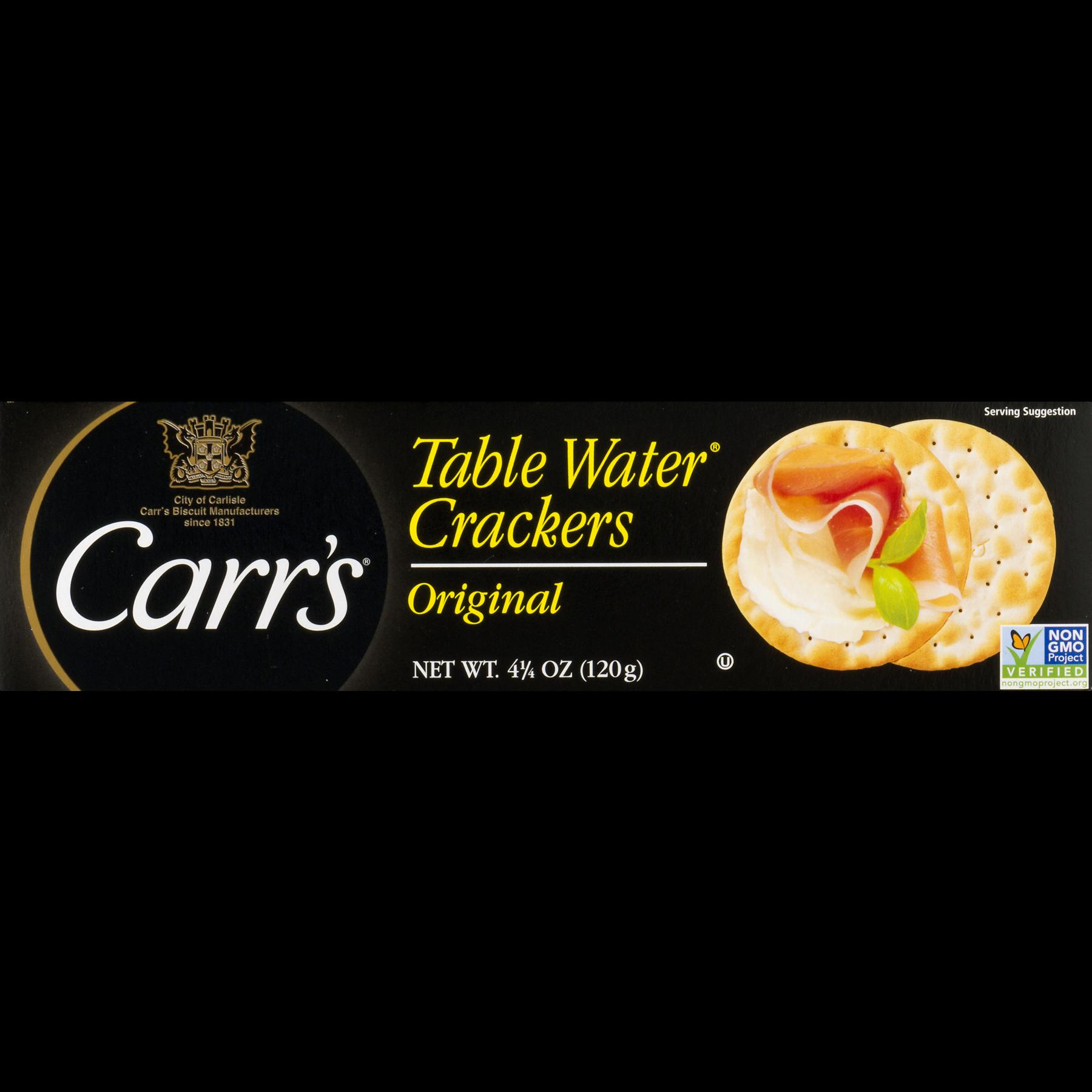Carr's Original