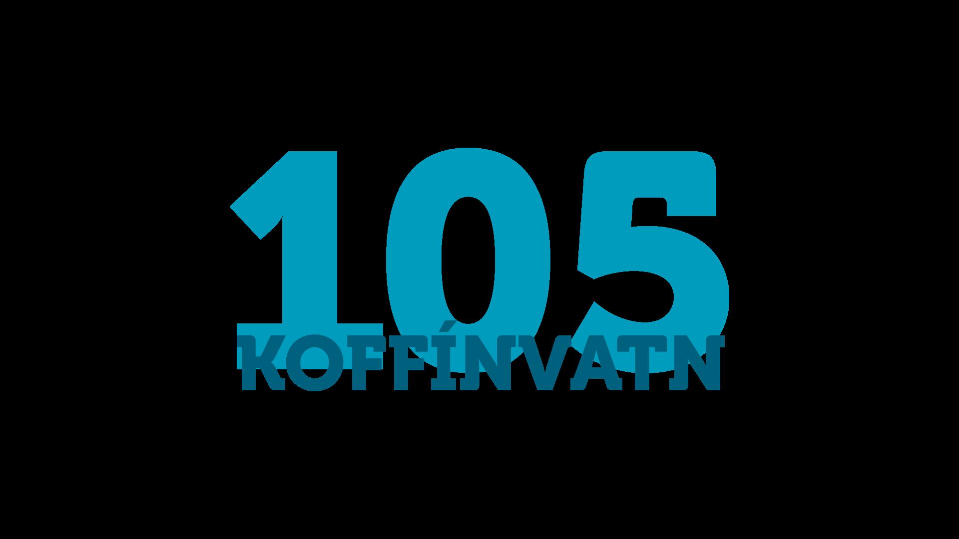 105 Koffínvatn